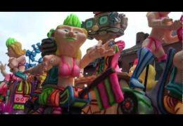 Carnavalstoet Halle 2012