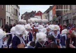 Carnavalstoet Halle 2011