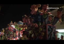 carnavalstoet Halle 2011: lichtstoet
