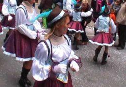 Carnavalstoet Halle 2010