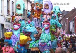 Carnavalstoet Halle 2009