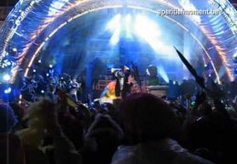 Carnaval Halle 2009: sfeer grote markt