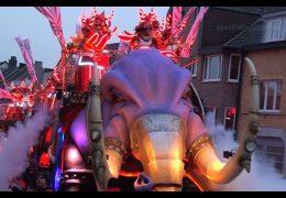 Carnavalstoet Ninove 2015