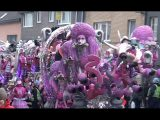 Carnavalstoet Ninove 2016