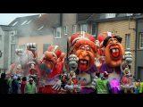 Carnavalstoet Ninove 2017
