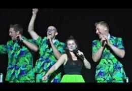 Revueteam – Allemoe den buum in