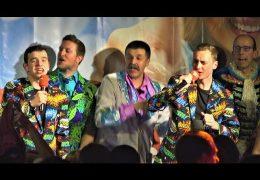 Mannen van de Met – Tes wei carnaval