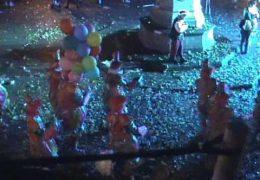 Carnavalstoet Halle 2010: lichtstoet