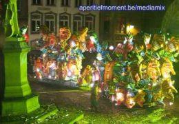 Carnaval Halle 2008: shows zondagavond top3