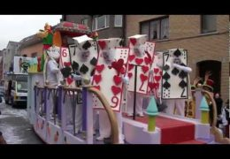 Carnavalstoet Ninove 2012