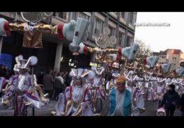 Carnavalstoet Aalst 2011