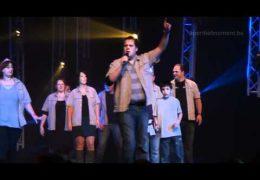 Halle op losse schroeven 2012: medley