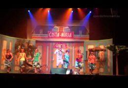Carnavalrevue Halle 2013: montage