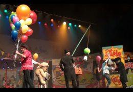 Carnavalrevue 2014: montage