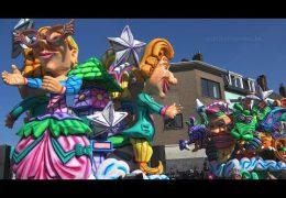 Carnavalstoet Halle 2017